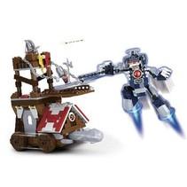 Bouwstenen Legend Warriors Serie Chariot