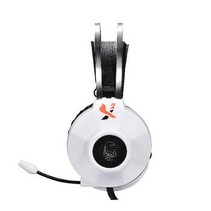 PC Gaming Headset Bedraad Wit/Zwart