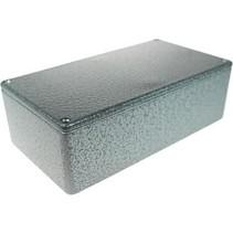 Metalen behuizing Grijs 152 x 82 x 50 mm Die cast aluminium IP54 N/A