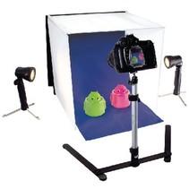 Opvouwbare mini fotostudio (40x40 cm)