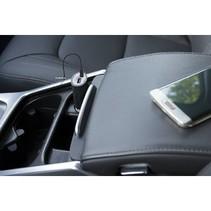 Audio-Ontvanger Car Bluetooth 3.5 mm Zwart
