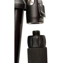 Professioneel Camera/Video Statief Balhoofd 170 cm Zwart