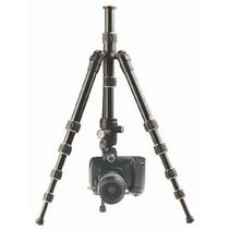 Professioneel Camera/Video Statief Balhoofd 145 cm Zwart