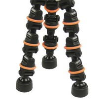 Flexibel Statief 18 cm 0.5 kg Zwart/Oranje