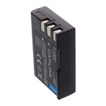 Oplaadbare Lithium-Ion Camera Accu 7.4 V 1350 mAh
