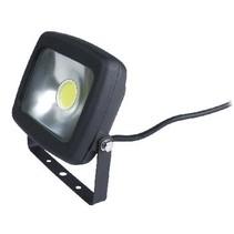 LED Floodlight zonder Driver 11 W 1045 lm Zwart