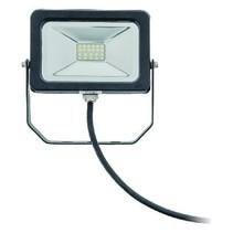 LED Floodlight zonder Driver 10 W 750 lm Zwart