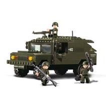 Bouwstenen Army Serie SUV