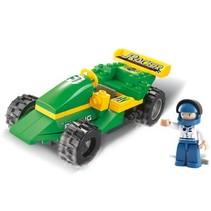 Bouwstenen Town Serie Raceauto