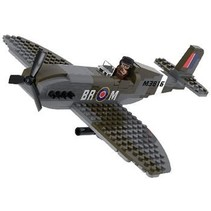 Bouwstenen WWII Serie Spitfire