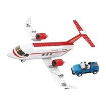 Bouwstenen Aviation Serie Privéjet