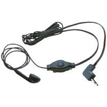 Headset In-Ear 2.5 mm Ingebouwde Microfoon Zwart