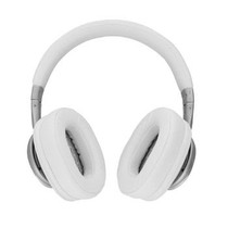 Headset Bluetooth / ANC (Active Noise Cancelling) Over-Ear Ingebouwde Microfoon 1.20 m Wit/Zilver