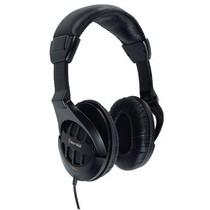 Hoofdtelefoon Over-Ear 3.5 mm Zwart