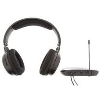 Hoofdtelefoon Over-Ear Radiofrequentie Zwart