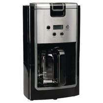 Koffiezetapparaat 900 W 12 Kopjes Zwart/Zilver