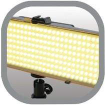 On-Camera 256 LED Video Lamp