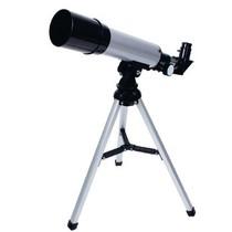 Telescoop 50 mm Zwart/Zilver