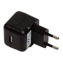 Lader 1 - Uitgang 2.1 A USB Zwart