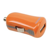 Autolader 1-Uitgang 2.1 A USB Oranje