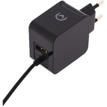 Lader 2 - Uitgangen 3.1 A Micro-USB Zwart