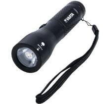 LED Zaklamp 180 lm Zwart