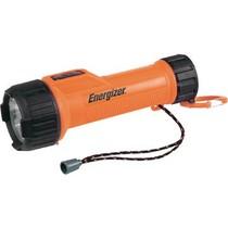 LED Zaklamp 60 lm Zwart / Oranje