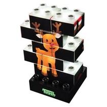 4-in-1 Puzzel Puzzel Multicolour