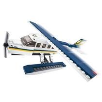 Bouwstenen Aviation Serie Watervliegtuig