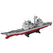 Bouwstenen Aircraft Carrier Serie Cruiser