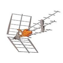 DVB-T/T2 Buitenantenne 45 dB VHF
