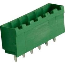 Male Header THT soldeer Pin [PCB, Through-Hole] 6P