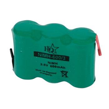 Oplaadbare NiMH Batterij Pack 3.6 V 60 mAh 1-Pack