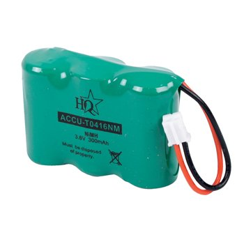 Oplaadbare NiMH Batterij Pack 3.6 V 300 mAh 1-Blister