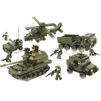 Bouwstenen Army Serie Landmacht