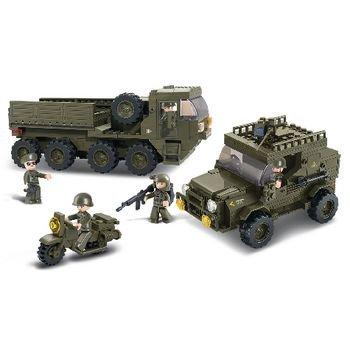 Bouwstenen Army Serie Service Troops