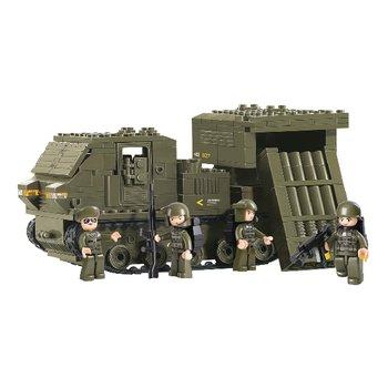 Bouwstenen Army Serie Raketlanceervoertuig