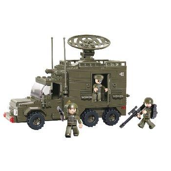 Bouwstenen Army Serie Radarvrachtwagen