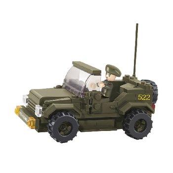 Bouwstenen Army Serie Jeep