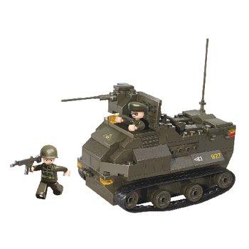 Bouwstenen Army Serie Gepantserd Voertuig