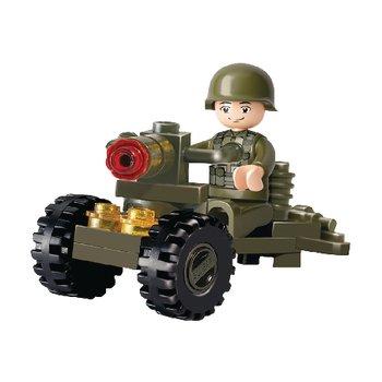 Bouwstenen Army Serie Soldaat