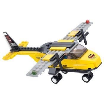 Bouwstenen Aviation Serie Oefenvliegtuig
