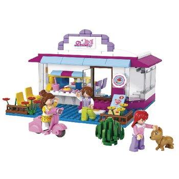 Bouwstenen Girls Dream Serie Café