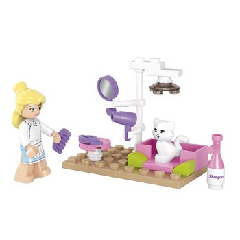 Bouwstenen Girls Dream Serie Huisdierensalon