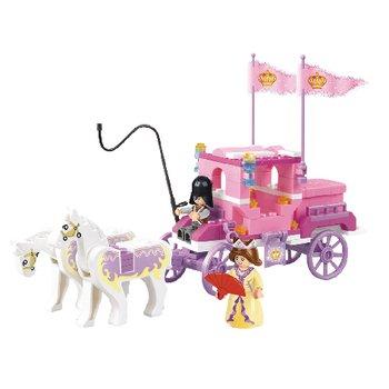 Bouwstenen Girls Dream Serie Koninklijke Koets