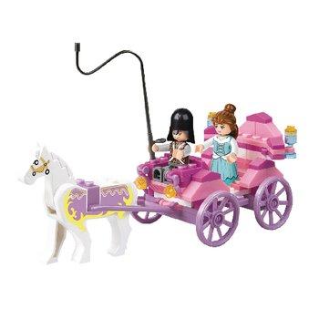 Bouwstenen Girls Dream Serie Prinsessenkoets