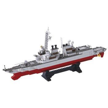 Bouwstenen Aircraft Carrier Serie Vernietiger
