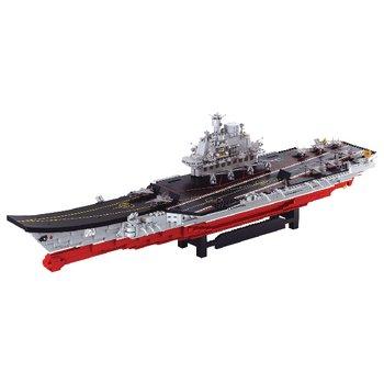 Bouwstenen Aircraft Carrier Serie Vliegdekschip