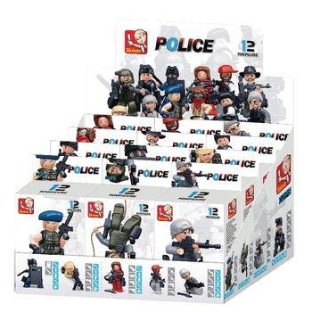 Bouwstenen Police Serie Minifiguur