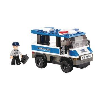 Bouwstenen Police Serie Gevangenenvervoer
